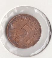 @Y@   Denemarken  5 Ore   1983     (4675) - Danemark