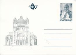 Belgio (1985) - Intero Postale Papa Giovanni Paolo II - Entiers Postaux