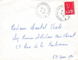 Porte-avion Arromanches - Postmark Collection (Covers)