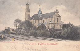 Ninove - L'Eglise Paroissiale - Kleur - Ninove