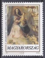 Ungarn Hungary 1993 Religionen Christentum Weihnachten Christmas Noel Kunst Altarbild Fischer, Mi. 4259 ** - Ungebraucht