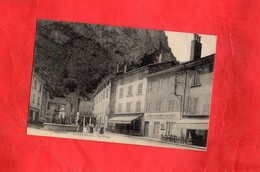 F0302 - SASSENAGE - 38 - La Place - Sassenage