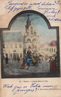 Ninove - 12 - L'Ancien Hôtel De Ville - Kleur - Ninove