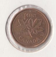 @Y@   Canada  1 Cent  1992   (4460) - Canada