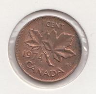 @Y@   Canada  1 Cent  1974   (4459) - Canada
