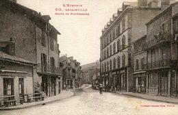 DECAZEVILLE - Route De Fontvergnes - Decazeville