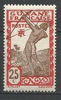 GUYANE N° 116 NEUF** LUXE SANS CHARNIERE / MNH - French Guiana (1886-1949)