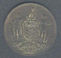 Britisch Nordborneo, 1 Cent 1887 - Malaysia