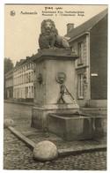 Audenarde - Oudenaarde - Gedenkteeken Belg. Onafhankelijkheld / Monument à L'Indépendance Belge - 2 Scans - Oudenaarde