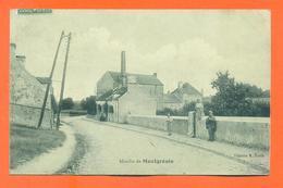 """CPA  60 Montgrésin """" Moulin De Montgrésin """" - Andere Gemeenten"""
