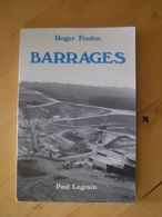 Barrages - Roger Foulon - Poésie