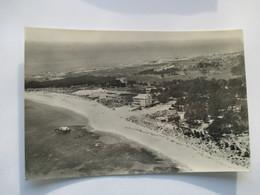 """La Guardia Pontevedra  Restaurante Hotel """"el Molino """" Playa De Camposancos  Vue Aérienne 1960 - Pontevedra"""