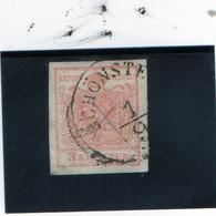 B - 1850 Austria - Aquila Bicipite - 1850-1918 Empire