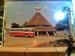 LESOTHO  MASERU  S.A. Railway MOTOR COACH AUTOBUS BUS Linee ED South African Airways N1970 HA7675 - Lesotho