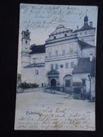 PARDUBICE CZECH REPUBLIC - TRAVELLED 1904 - Czech Republic