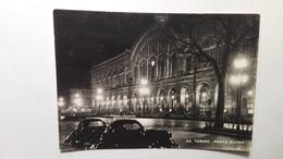1948 - Torino - Stazione Porta Nuova - Stazione Porta Nuova