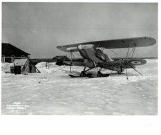 CANADA  HAWKER AUDAX    +  25  * 20 CM Aviation, AIRPLAIN, AVION AIRCRAFT - Aviación