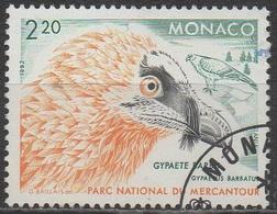 MONACO  1992__N° 1849__OBL VOIR SCAN - Monaco