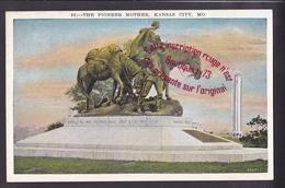 Q0731 - The Pioneer Mother - Kansas City - Missouri -  Etats Unis - USA - Kansas City – Missouri