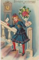 Enfant-costume- Cadeaux Fleurs..... (lot Pat 49) - Sin Clasificación