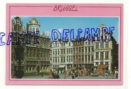 Bruxelles. Brussel. Un Coin De La Grand'Place. A. Van Mieghem - Anderlecht