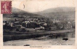 RETOURNAGUET Et LA LOIRE - Retournac