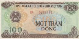 (B0075) VIETNAM, 1991 (1992). 100 Dong. P-105b. UNC - Vietnam