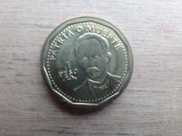 Cuba  1  Peso  2013  Km !!! - Cuba