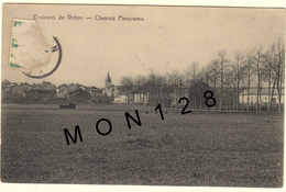 ENVIRONS DE VIRTON - CHENOIS - PANORAMA - Virton