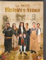 DVD Saison 1 LA PETITE HISTOIRE DE FRANCE   Genre HUMOUR  5  Dvd   Etat: TTB Port 300 Gr - TV Shows & Series