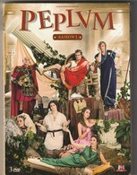 DVD Saison 1 PEPLUM    Genre HUMOUR  3  Dvd   Etat: TTB Port 220 Gr - Séries Et Programmes TV