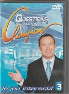 DVD  QUESTION POUR UN CHAMPION Jeu Interactif     Etat: TTB Port 110 Gr Ou 30 Gr - DVDs