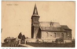 Aulnois - Quévy - L'Eglise  - 2 Scans - Quévy
