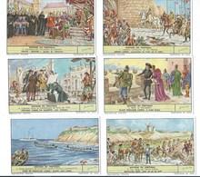 Histoire Du Portugal (472) X 6 Série Complète Didactique Pub:Liebig 110 X 70 Mm 2 Scans TB - Liebig