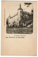 Les Environs De Bruxelles - Le Château De Rixensart - Edit. Nels Série 11/22  - 2 Scans - Rixensart