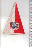 REF ENV : Fanion Flag Pennant Stendardo Touristique Ancien : Arlberg Autriche - Obj. 'Souvenir De'