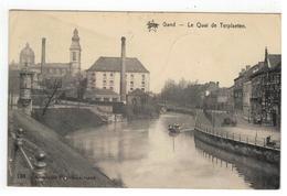 Gand - Le Quai De Terplaeten STAR 188 Héliotypie De Graeve,Gand - Gent