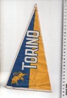 REF ENV : Fanion Flag Pennant Stendardo Touristique Ancien : Italie Turin Turino - Obj. 'Souvenir De'