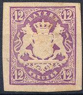 Stamp Bavaria  Mint Lot116 - Bayern (Baviera)