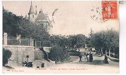 34 BEZIERS  PLATEAU DES POETES  ALLEE VICTOR  HUGO   TBE      HE188 - Beziers