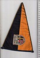 REF ENV : Fanion Flag Pennant Stendardo Touristique Ancien : MUNCHEN Munich Allemagne - Recordatorios