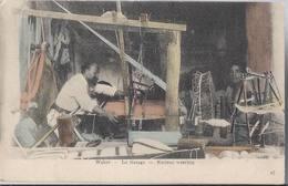 Weber - Le Tissage - Natives Weaving - HP1598 - Sud Africa