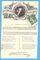36/18 - JEAN  RAMEAU - CHARMANTE ROSALIE CARTE  N° 202 - INDRE / BERRY - EN TRÈS BON ÉTAT - Costumes