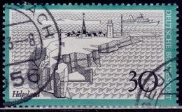 Germany, 1972, Heligoland, 30pf, Sc#1069, Used - [7] Federal Republic