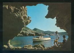 Isla De Cabrera *Cueva De La Cala De Santa María* Ed. Palma Nº 1710. Circulada 1979. - Cabrera