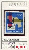 Jugoslawien - Yougoslavie - Jugoslavija - Michel 1445 - ** Mnh Neuf Postfris - 1945-1992 Sozialistische Föderative Republik Jugoslawien
