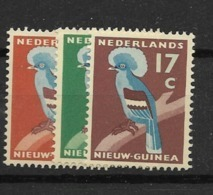 1959 Nederlands Nieuw Guinea, Postfris** - Nuova Guinea Olandese