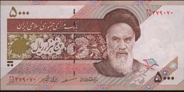 B 57 - IRAN Billet De 5000 Rials - Iran