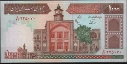 B 58 - IRAN Billet De 1000 Rials - Iran