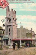 10072. CPA BELGIQUE BRUXELLES. EXPOSITION 1910. COLONIE FRANCAISE L'AFRIQUE OCCIDENTALE 1911 - Expositions Universelles